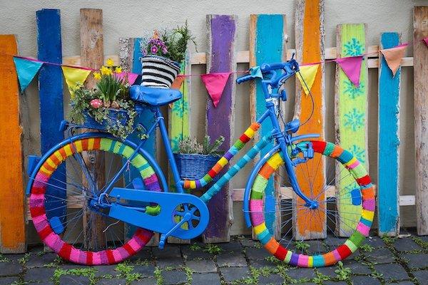 Fahrradführung